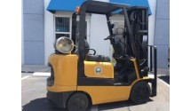 Used Forklift 2004 Caterpillar GC25K, 5,000lbs.-1