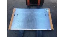 DockBoard Aluminum used, 60 x 36