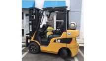 Used Forklift 2009 Caterpillar : C5000, 5,000lbs.