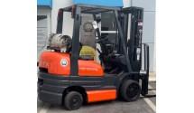 Used Forklift TOYOTA 1999  ,  6FGCU25 , 5,000LBS