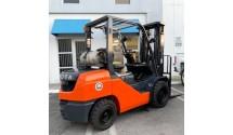 Used Forklift TOYOTA 2013 ,   8FGU32 , 6,500LBS