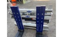 Used Cascade Single double, multi pallet handler