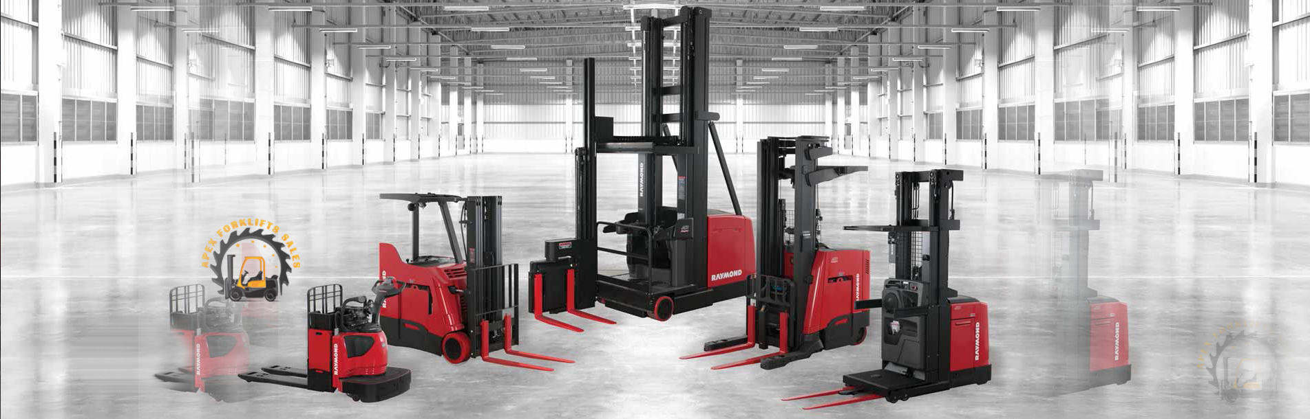 Apex Forklift | Used Forklift for Sale and Repairs in Miami